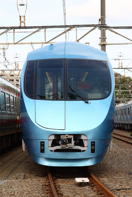 最新型の地下鉄対応『MSE』車